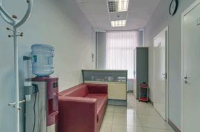 Приёмное отделение клиники